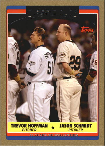 Photo of 2006 Topps Update Gold #323 J.Schmidt/T.Hoffman CD