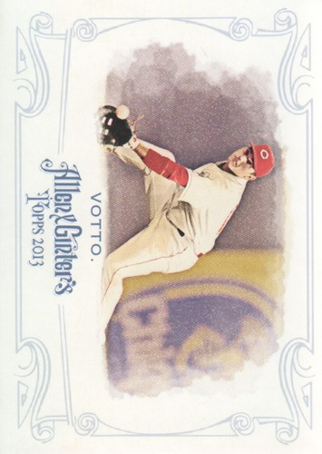 Photo of 2013 Topps Allen and Ginter #59 Joey Votto