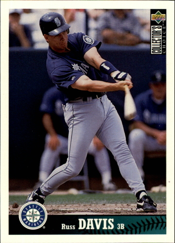 Photo of 1997 Collector's Choice #484 Russ Davis