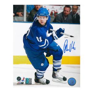 PHIL KESSEL Signed Toronto Maple Leafs 8 X 10 Photo - 70454