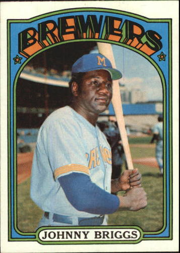Photo of 1972 Topps #197 Johnny Briggs