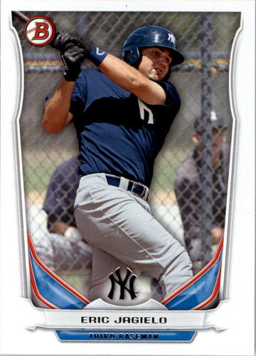 Photo of 2014 Bowman Draft Top Prospects #TP51 Eric Jagielo