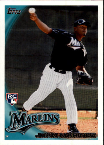 Photo of 2010 Topps Update #US237 Jhan Marinez RC