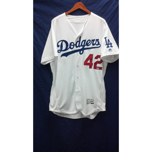 Photo of Chris Hatcher Game-Used Jersey - 4/15/16