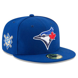 Toronto Blue Jays Authentic Collection 2018 Jackie Robinson Day Fitted by New Era