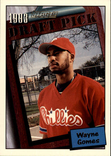 Photo of 1994 Topps #742 Wayne Gomes RC