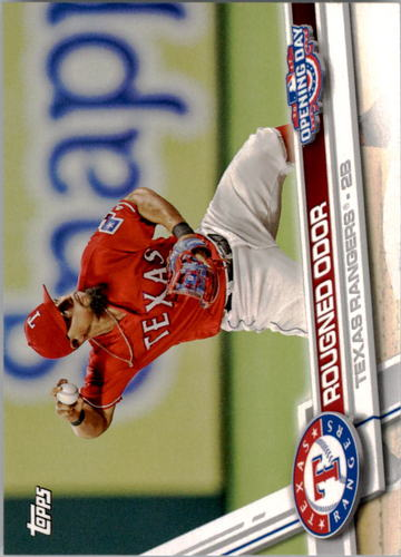 Photo of 2017 Topps Opening Day #36 Rougned Odor