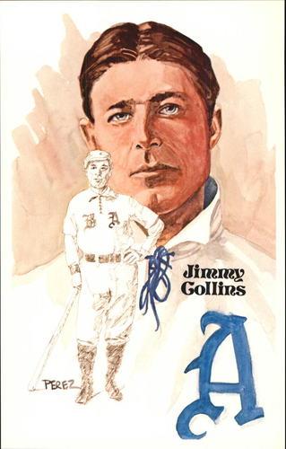 Photo of 1980-02 Perez-Steele Hall of Fame Postcards #32 Jimmy Collins -- Set #08689
