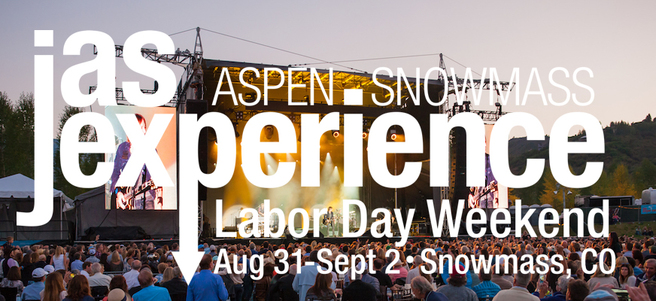 JAS ASPEN SNOWMASS & MEET ZAC BROWN BAND (LABOR DAY) - PACKAGE 3 of 3