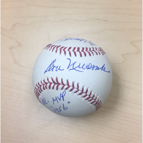 Photo of LA Dodgers Foundation Online Auction: Don Newcombe Autographed Baseball