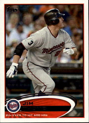 Photo of 2012 Topps #97 Jim Thome RB