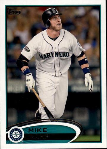 Photo of 2012 Topps #606 Mike Carp