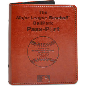 MLB Ballpark Pass-Port And Stamps Book by Pass-Port Sports