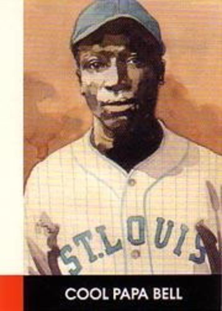 1990 Negro League Stars #28 Cool Papa Bell