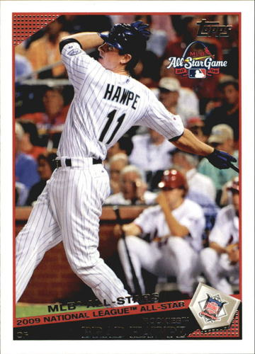 Photo of 2009 Topps Update Black #UH314 Brad Hawpe