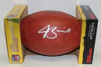 NFL - BUCCANEERS JAMEIS WINSTON SIGNED AUTHENTIC FOOTBALL