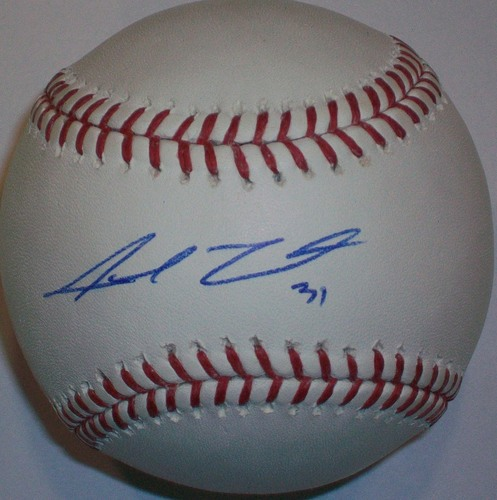 Photo of Jarred Cosart Autographed Baseball