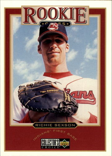 Photo of 1997 Collector's Choice #463 Richie Sexson