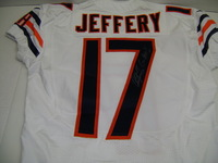 BCA - BEARS ALSHON JEFFERY GAME ISSUED AND SIGNED BEARS JERSEY (OCTOBER 11 2015)