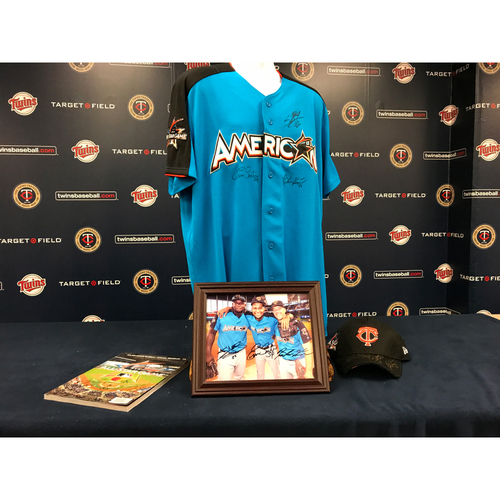 Photo of 2017 Twins Favorite Things Auction: All Star Package