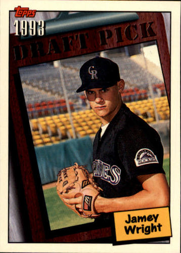 Photo of 1994 Topps #744 Jamey Wright RC