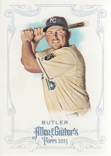 Photo of 2013 Topps Allen and Ginter #94 Billy Butler