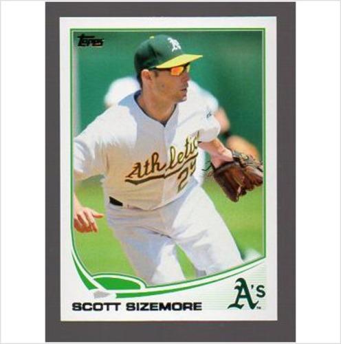 Photo of 2013 Topps #496 Scott Sizemore