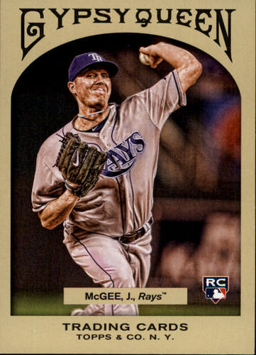 Photo of 2011 Topps Gypsy Queen #290 Jake McGee (RC)