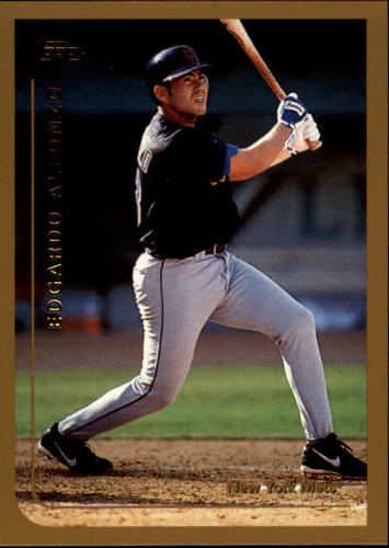 Photo of 1999 Topps #13 Edgardo Alfonzo