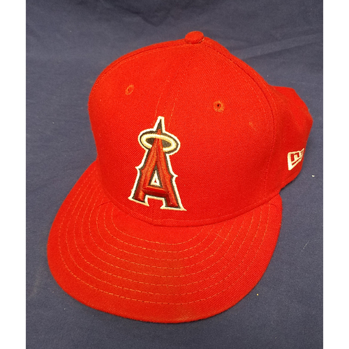 Photo of Justin Upton Team-Issued Cap