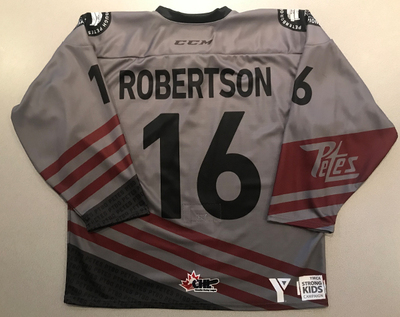 Nick Robertson (#16) - '93 Petes Alumni Jersey