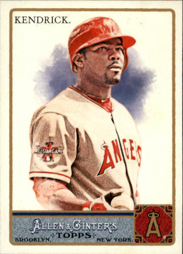 Photo of 2011 Topps Allen and Ginter #258 Howie Kendrick