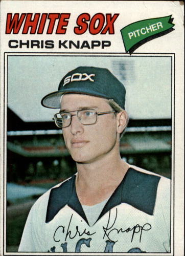 Photo of 1977 Topps #247 Chris Knapp RC