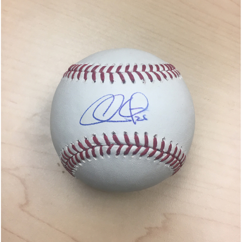 Photo of LA Dodgers Foundation Online Auction: Chase Utley Autographed Baseball