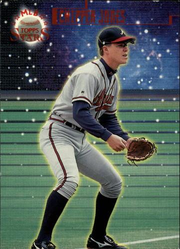 Photo of 1998 Topps Stars #95 Chipper Jones