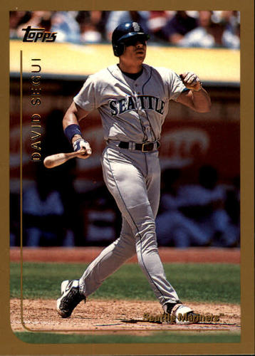 Photo of 1999 Topps #17 David Segui