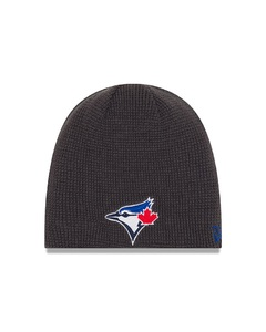 Toronto Blue Jays Beanie Reversible Knit by New Era