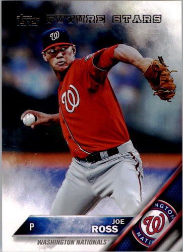 Photo of 2016 Topps #132A Joe Ross FS