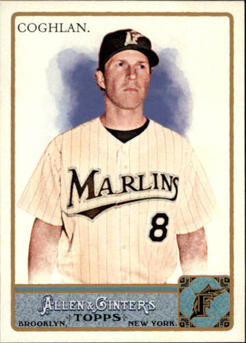 Photo of 2011 Topps Allen and Ginter #266 Chris Coghlan