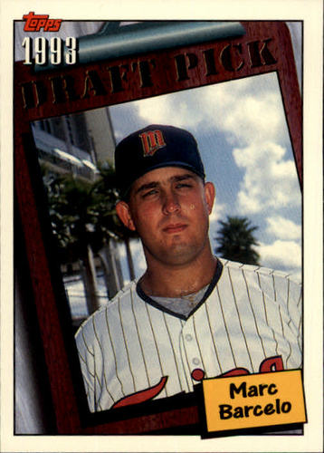 Photo of 1994 Topps #747 Marc Barcelo RC