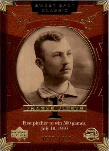 Photo of 2004 Sweet Spot Classic #99 Cy Young FF/1910