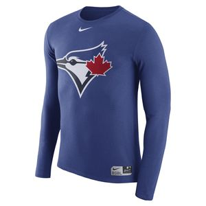 Toronto Blue Jays Authentic Collection Dri-Fit Long Sleeve by Nike