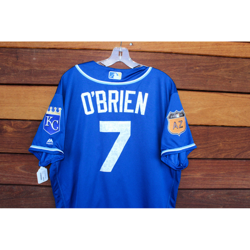 Photo of Peter O'Brien 2017 Spring Training Jersey (Size 48)