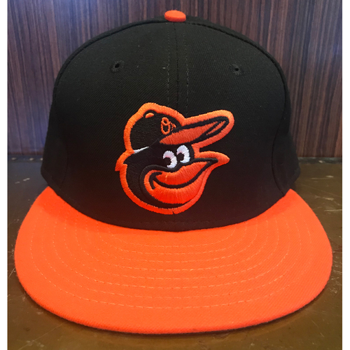 J.J. Hardy - Hat: Team-Issued