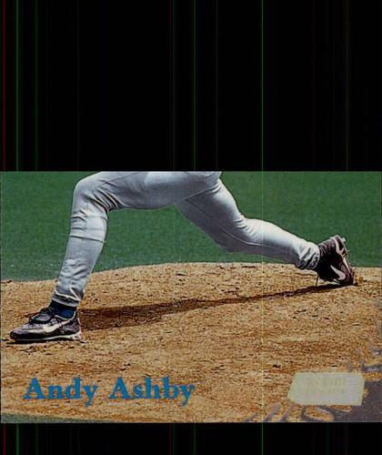 Photo of 1998 Stadium Club #61 Andy Ashby