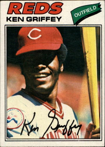 Photo of 1977 Topps #320 Ken Griffey Sr.