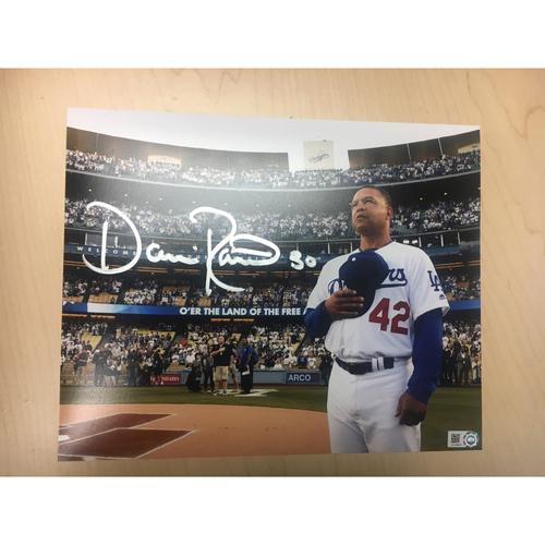 Photo of LA Dodgers Foundation Online Auction: Dave Roberts Autographed Photo