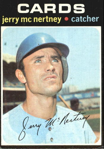 Photo of 1971 Topps #286 Jerry McNertney