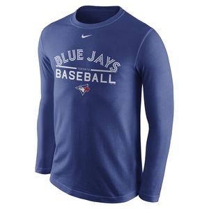 Long Sleeve Practice T-Shirt by Nike