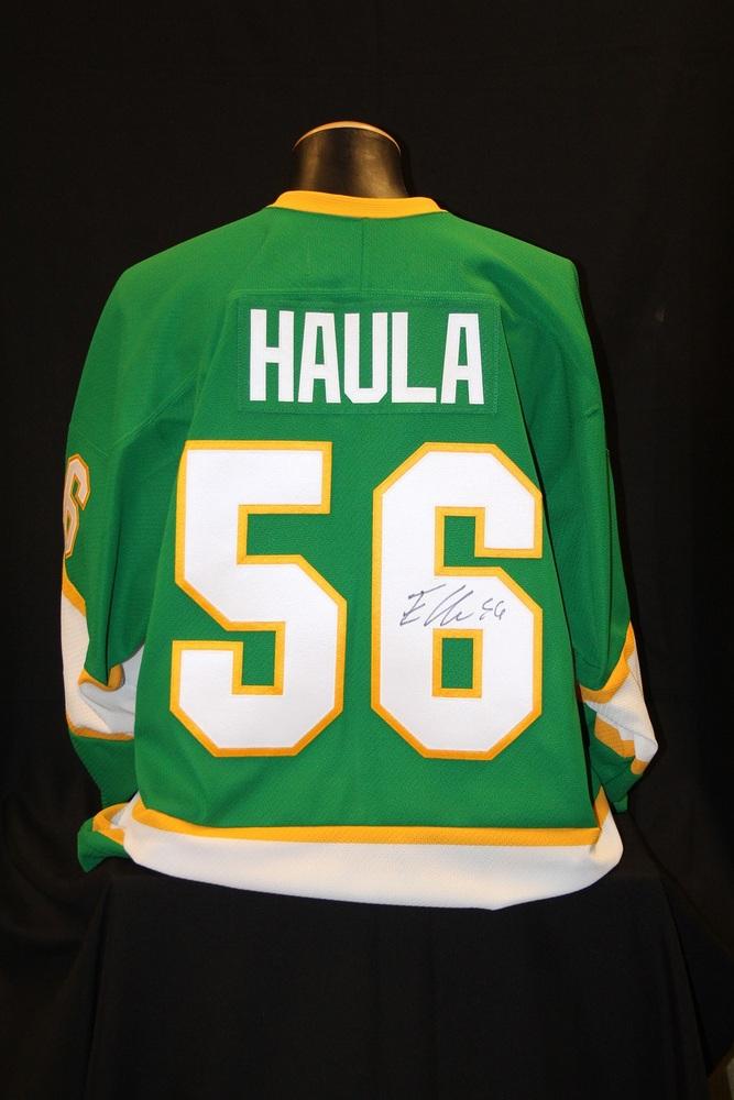 ... MN Wild 56 Erik Haula Signed d2e7aafad